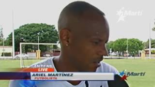 Estrellas del fútbol cubano ingresan a equipo de Florida