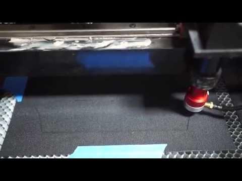 Laser Cutting Kevlar
