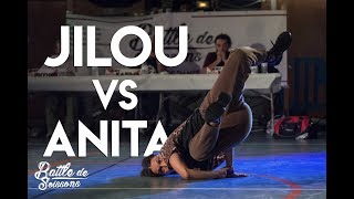 Jilou vs Anita - Battle de Soissons - 2018