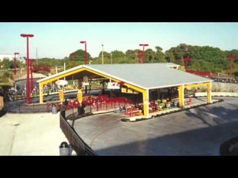 State College Design And Construction Andretti Thrill Park Youtube