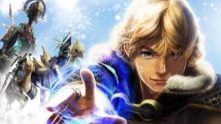 CGR Undertow - FINAL FANTASY CRYSTAL CHRONICLES: THE CRYSTAL BEARERS review for Nintendo Wii