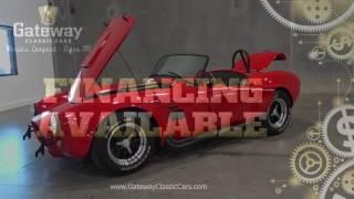1965 Shelby Cobra Gateway Classic Cars of Dallas