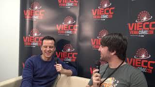 Vienna Comic Con Interview with Andrew Scott (James Bond/Sherlock)