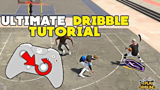NBA 2K20 ULTIMATE DRIBBLE TUTORIAL FOR BEGINNERS BECOME A DRIBBLE GOD WITH THESE DRIBBLE MOVES