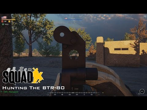 Squad - BTR-80 Hunter