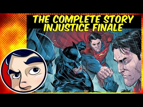 "Injustice Year Five Conclusion ""Entire Saga Finale"""