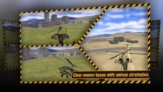 Gunship Heli Warfare - Battle