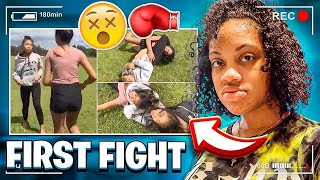 STORY TIME || MY FIRST FIGHT (DID I GET BEAT UP?)