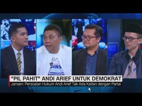 """Andi Arief Mundur, Pengamat: """"Itu Solusi Pulihkan Citra Demokrat"""""""