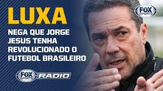LUXA ESTÁ CERTO? Bancada do FOX Sports Rádio reage as declarações do técnico do Palmeiras!