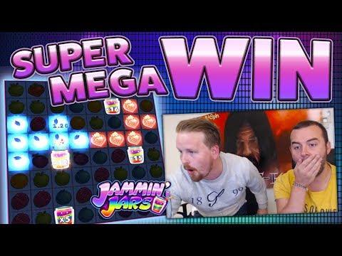 SUPER MEGA WIN - JAMMIN' JARS
