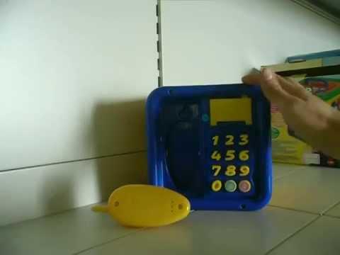 детская игрушка робот развивающий