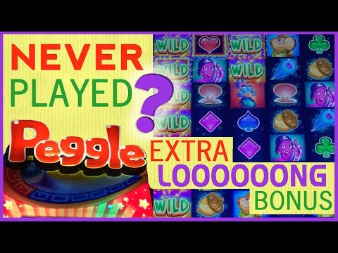 ? Peggle *NEW Game* with Marco! ✦ Sunday FunDay ✦ Slot Machine Pokies in Las Vegas - 동영상