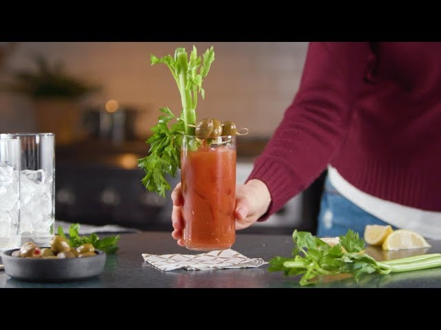 Big-Batch Bloody Marys | Recipe | Food & Wine