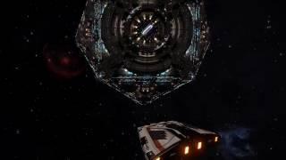 Elite Dangerous - обучение #1:  управление кораблем