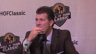 Alford/Holiday Post Game Presser - UCLA vs. Wisconsin - 11/21/17