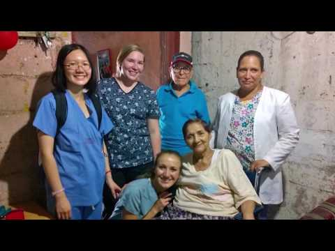 Local Healthcare Professionals Give Medical Care in Nicaragua