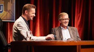 Die Florian Schroeder Satireshow vom 22.10.2019 mit Dietmar Bartsch