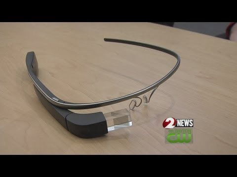 Google Glass raises privacy issues