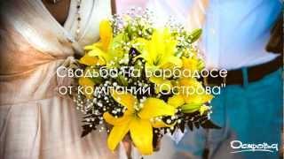 видео Свадьба на Барбадосе