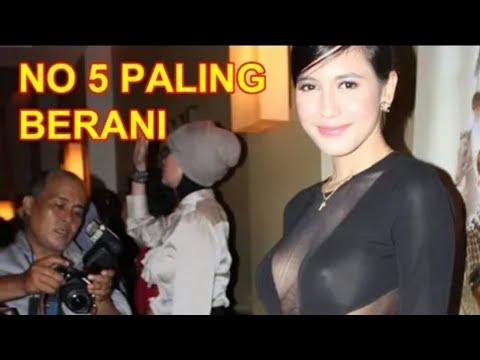 5 ARTIS MUDA INDONESIA YANG BERANI TAMPIL TANPA B*,NOMOR 5 PALING BERANI