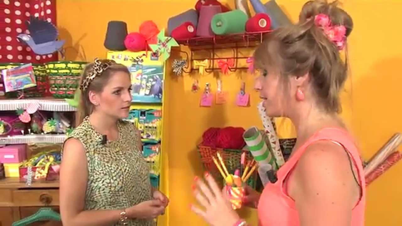 Knutseltv promo schoolspullen voor je kamer knutselen youtube - In een kamer ...