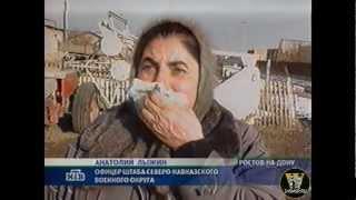 Чечня. Репортаж НТВ о вводе войск в 1994г.