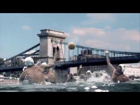 A 2017-es budapesti vizes vb promóciós filmje
