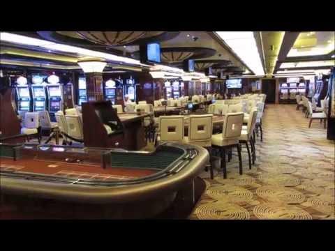 Royal Princess Casino Video Tour