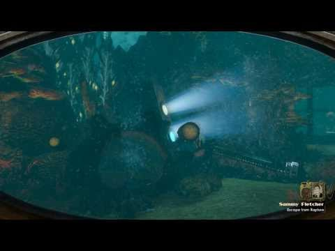 Sammy Fletcher - Escape From Rapture (BioShock 2 Audio Diary) [HD]