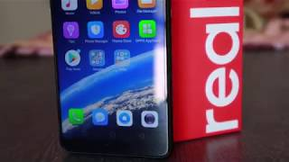 OPPO RealMe 1 Unboxing and giveaway - the new android mobile phone in midrange