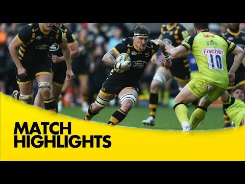 Wasps v Leicester Tigers - Aviva Premiership Rugby 2016-17 Semi-Final
