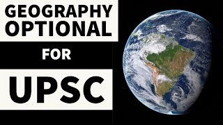 Geography Optional for UPSC Mains - How to prepare, strategy , Syllabus and books  by Bhumika Saini