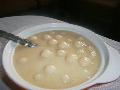 Paal Kolukattai (with Jaggery & Coconut Milk) | Indian Dessert Using Rice Flour & Coconut Milk