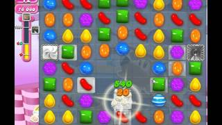 Candy Crush Saga, Level 1324, 2 Stars, No Boosters, Hard Level