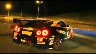 NISSAN SKYLINE R35 GTR DRIFTING FORMULA D Car