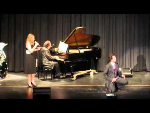 my duet with tenor George Dyer