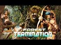 Forest Termination | 2018 New Hollywood Action ADVENTURE Movie | LATEST Adventure Hindi Dubbed Movie