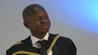 Graduate profile: Oluyemi Onarinde, MSc Construction Project Management