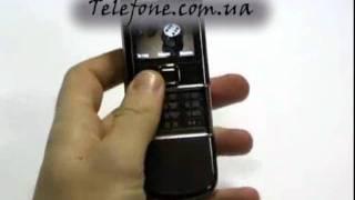Китайский копия Nokia 8800 Sapphire Китай Китайские телефоны(Лучшие копии телефонов из Китая Telefone.com.ua, китайский iphone, китайский айфон, Китайский телефон, Nokia, iPhone, HTC,..., 2011-07-12T15:00:46.000Z)