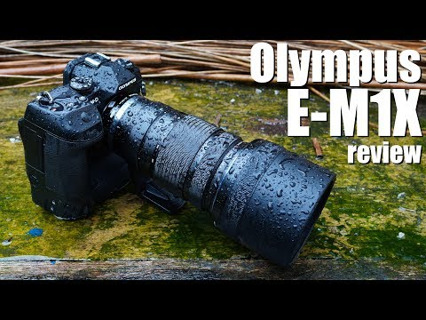 Olympus OM-D E-M1X review IN DEPTH