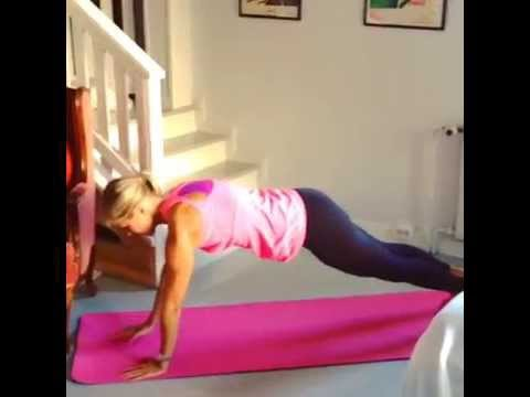 Triceps & core