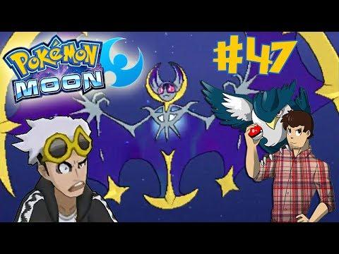 Pokémon Moon #47 Legendaarinen Matka Ultra-Avaruuteen!!
