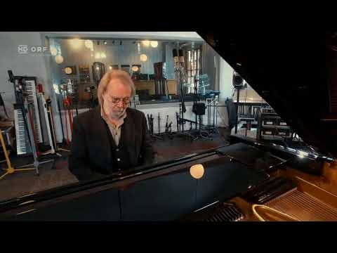 Benny Andersson - Piano (Kultur Heute 2017)