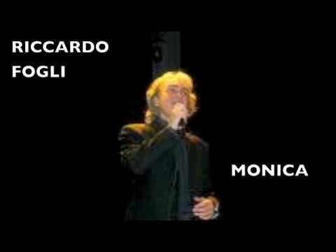 RICCARDO FOGLI - MONICA