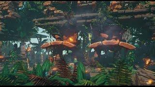 Maui Mallard in Cold Shadow - Unreal Engine 4