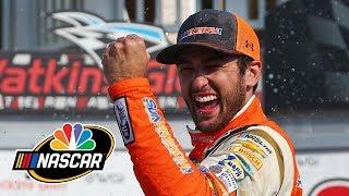 Chase Elliott captures first career Cup win at Watkins Glen I NASCAR I NBC Sports