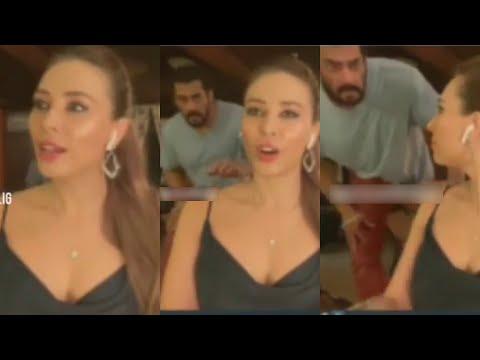 Salman Khan SURPRISES Rumoured Girlfriend Iulia Vantur During Her Live Chat Show