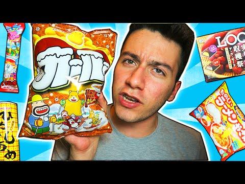 JAPON ABUR CUBURU!! - Japon Şekeri(TokyoTreat)