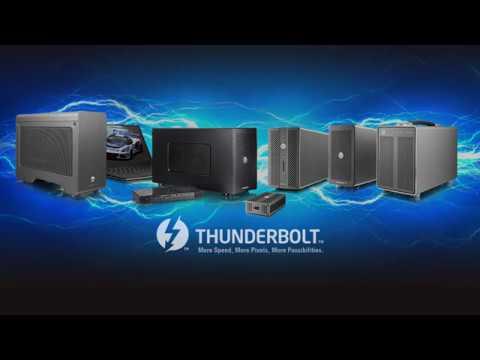 External Graphics (eGFX) | Thunderbolt Technology Community